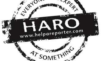 HARO Help A Reporter Out
